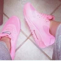 şeker pembe spor ayakkabı nike kadın