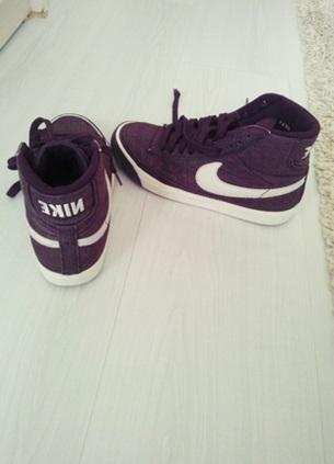 orjinal nike 2. el ayakkabı