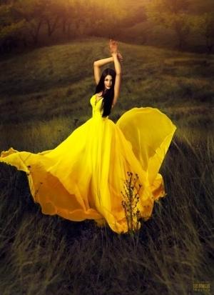 Sarı tonları çok moda!