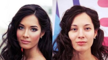 Makyajla gelen inanılmaz değişimler