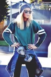 2016 Sweatshirt modelleri
