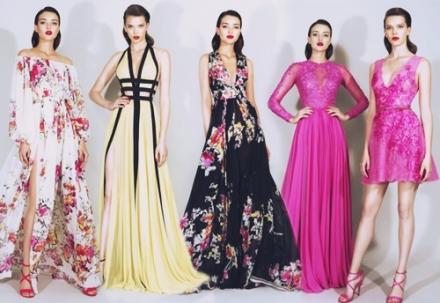 Zuhair Murad'ın 2015-2016 koleksiyonu hazır