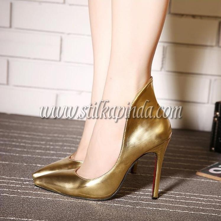 altın stiletto