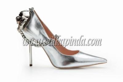 gümüş-stiletto