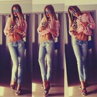 açık mavi kot pantolon jeans denim