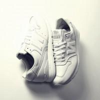 beyaz kadın new blance spor ayakkabı