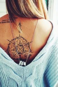 dövme modelleri bakımı 8