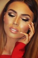 eyeliner sürmek 5