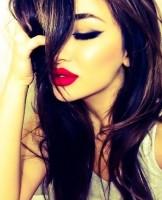 eyeliner sürmek 7