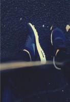 füme beyaz nike spor ayakkabı kadın