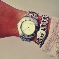 gümüş bileklik kadın marc by marc jacobs gümüş rengi kadın saat