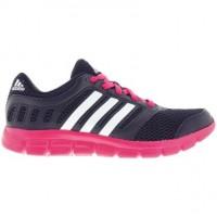 gri beyaz pembe adidas kadın spor ayakkabı