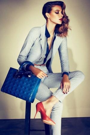 2015'in iş kadını stili