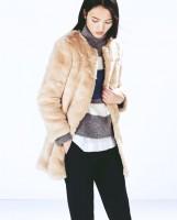 kaban mont kadın zara kış ceket