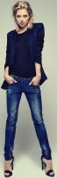 kot pantolon jeans siyah blazer ceket mango