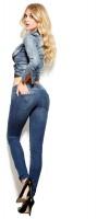 koyu mavi dar pantalon kot jeans