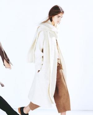 Zara 2015 Sonbahar/Kış ceket mont kaban modelleri