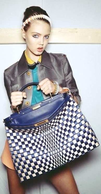 Fendi 2015 kol çantaları
