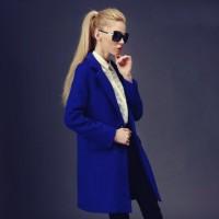 lacivert palto kaban siyah gözlük beyaz gömlek tarz moda şık kadın