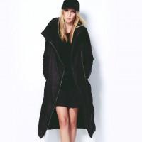 mont mini etek elbise tarz şapka bere kış kadın