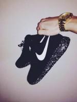 nike spor ayakkabı kadın siyah beyaz