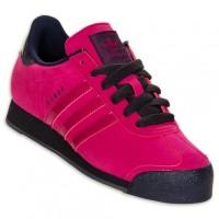 pembe siyah tarz kadın spor ayakkabı