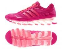 pembe tarz adidas kadın spor ayakkabı