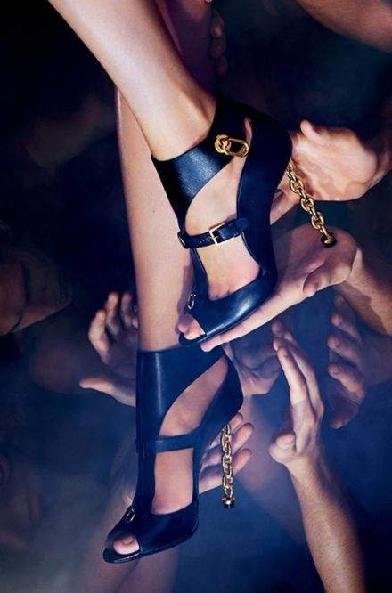 Siyah gece ayakkabıları 2015