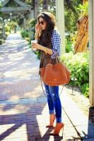 skinny pantolon stiletto ayakkabı kombini