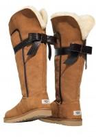 taba rengi uzun kadın ugg bot boots