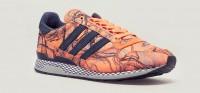 turuncu gri adidas kadın spor ayakkabı modelleri