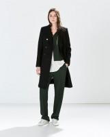 zara kış ceket kadın marka kaban