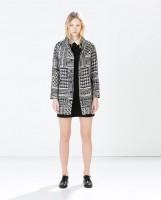 zara marka ceket palto kaban kadın